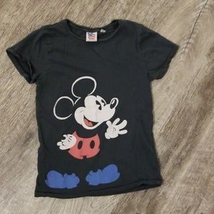 Junk Food boys Mickey Mouse shirt